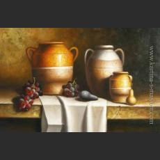 Кувшины с фруктами — Спек, Лоран