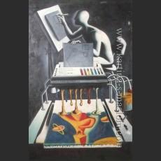 Автоматизированное написание картин — Костаби, Марк Калев