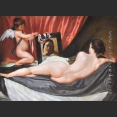 Венера с зеркалом — Веласкес, Диего Родригес де Сильва