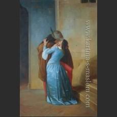 Поцелуй — Хайец, Франческо