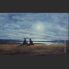 Лунный свет — Хомер, Уинслоу