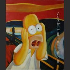 Гомер — Крик (Симпсоны)