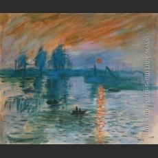 Впечатление (Восход солнца) — Моне, Клод Оскар