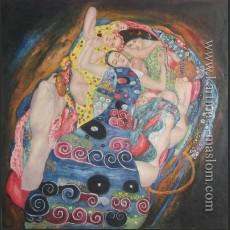 Девственницы — Климт, Густав