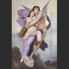 Похищение Психеи — Бугро, Вильям-Адольф